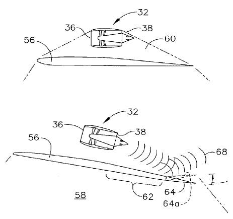 Boeing Airliner Wing Design