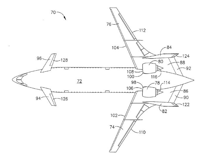 Boeing Passenger Plane Design Concept