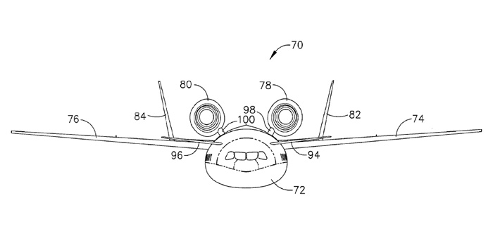 Boeing New Commercial Airliner Design