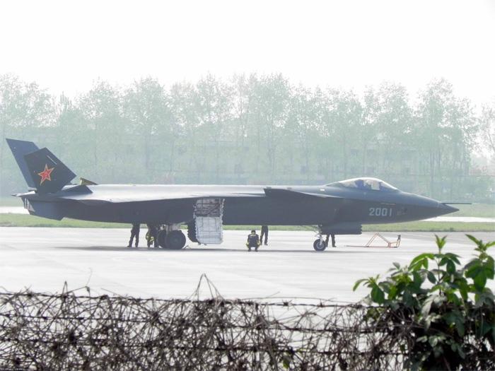 chengdu j 20 fighter. Chengdu J-20 Stealth Fighter