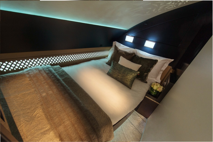 etihad-residence-bed