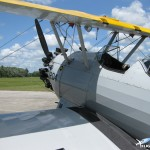 Fantasy of Flight - Ride with a Vintage Boeing Stearman