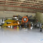 Fantasy of Flight look into hangar