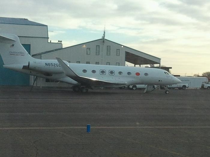 Gulfstream G650 N652GD