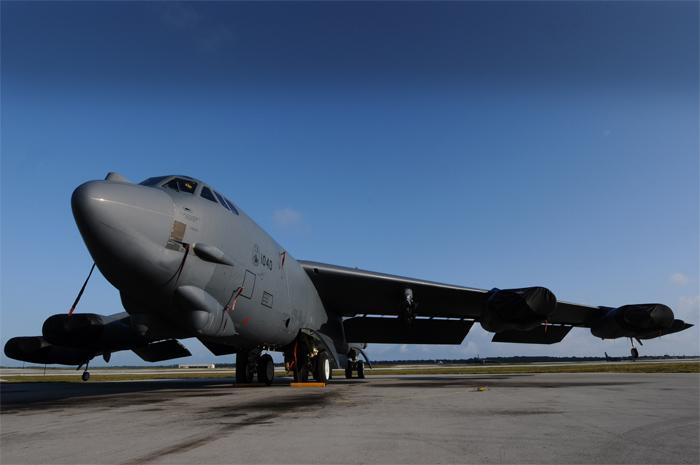 Last B-52 Stratofortress Built - 2012