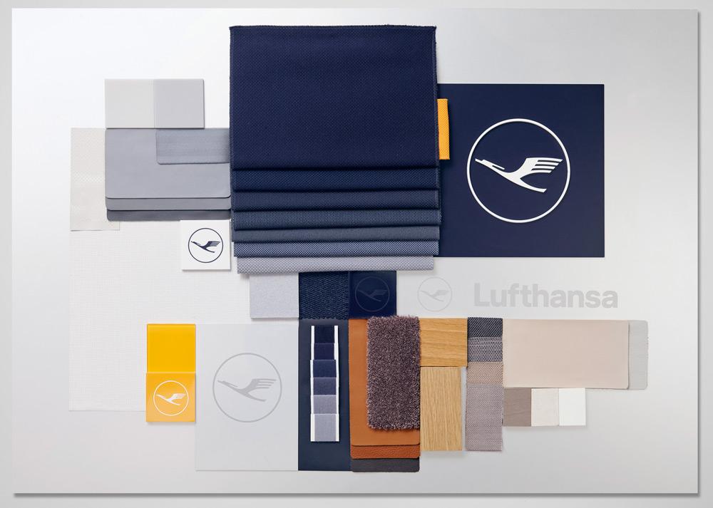 Lufthansa Materials