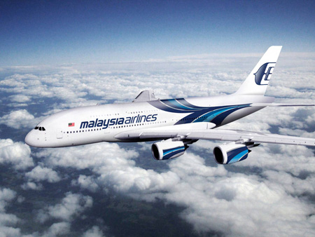 Malaysia Airlines Airbus A380 New Livery