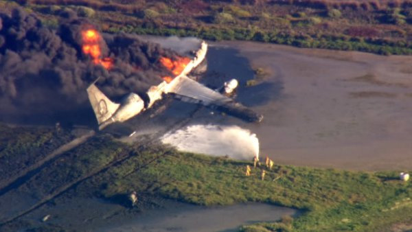 Omega Air Boeing 707 Tanker Crash