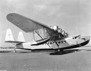 Pan American Airways (Pan Am) Sikorsky S-42 Flying Boat