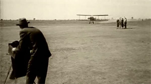 Qantas Avro Biplane