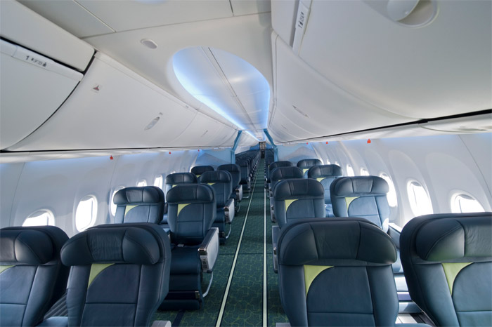 787 dreamliner tui for Interieur 737