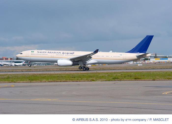 Saudi Arabian Airlines Airbus A330