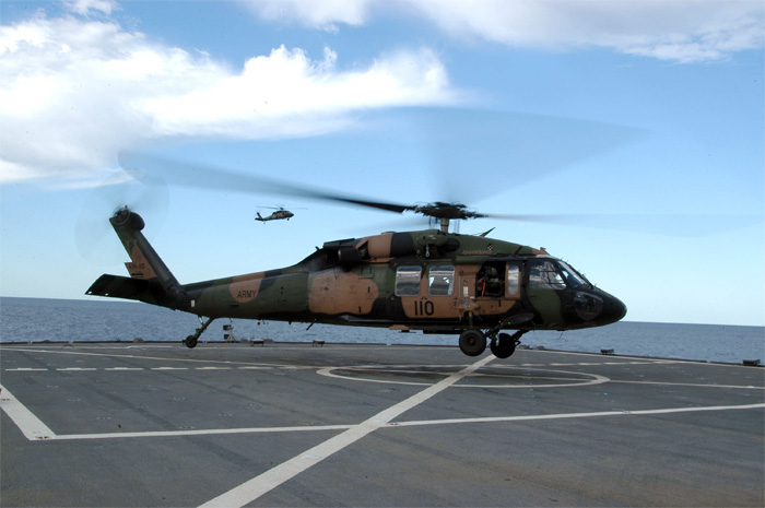 Sikorsky Black Hawk