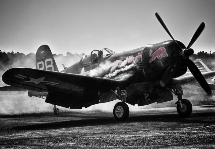 Flying Bulls Vought F4U-4 Corsair