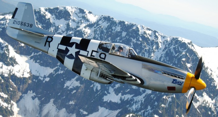 North American Aviation P-51B Mustang