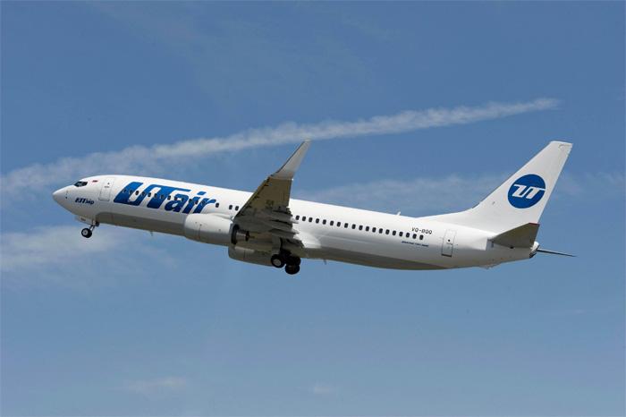 UTair Boeing-737